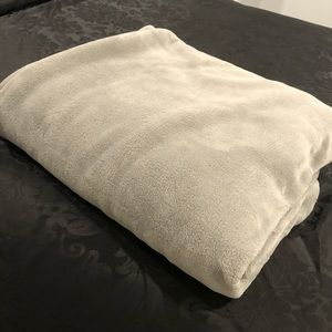 Other - Gray throw blanket